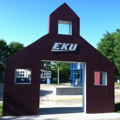 EKU Keen Johnson Building at Safety City