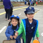 Trick-or-Treat Night 2015