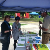 Summer Safety Fair 2015- Walker Harris Landscapes and Hardscapes