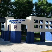 Lexington Police Station at Safety City