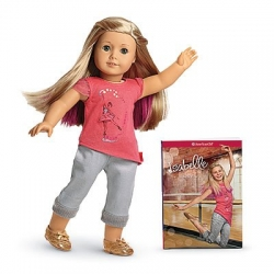 New Safety City Silent Auction-Isabelle, American Girl Doll