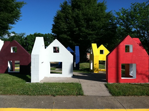 Safety City Mini Houses
